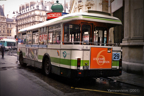 une poque r volue paris renault sc10 ra ex 3975 ratp flickr. Black Bedroom Furniture Sets. Home Design Ideas