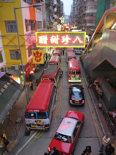 Mong Kok Walkways 1 | by .mushi_king