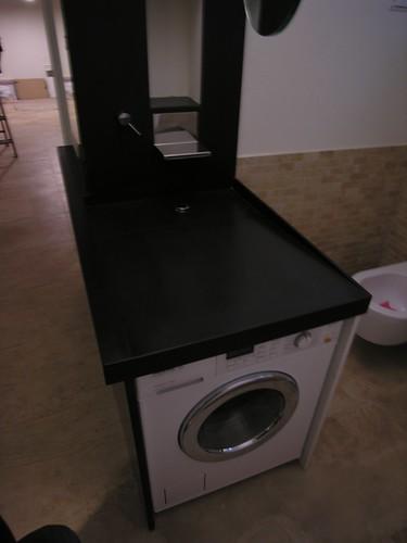 Degste dscn0482 mobile e lavabo sopra lavatrice su for Lavabo sopra lavatrice