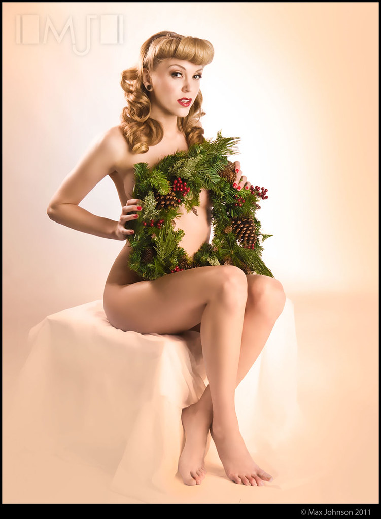 Christmas pin up girls nude join