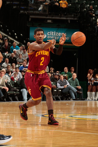 Irving Passes | by Cavs History