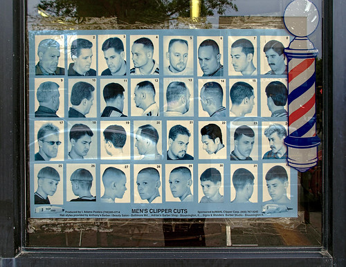 Men's Clipper Cuts | by unstill
