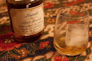Apple Brandy Old Fashioned Recipe