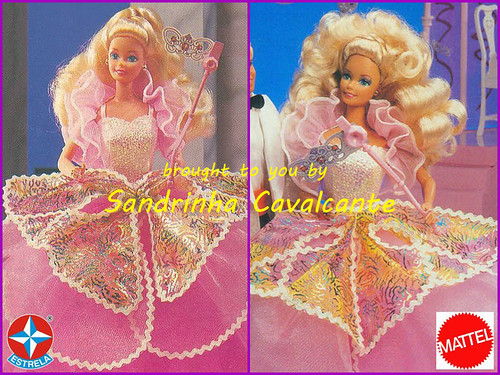 Barbie Baile de Máscaras (1991) & Costume Ball Barbie (1991) | by Sandrinha Cavalcante