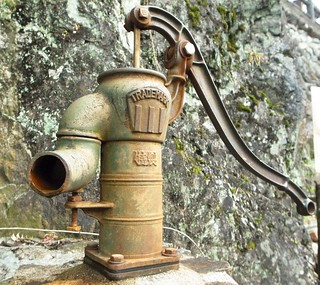 Of well water pump | by Harru Harri 