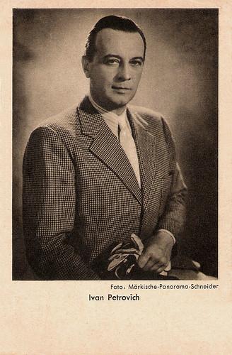 Ivan Petrovich