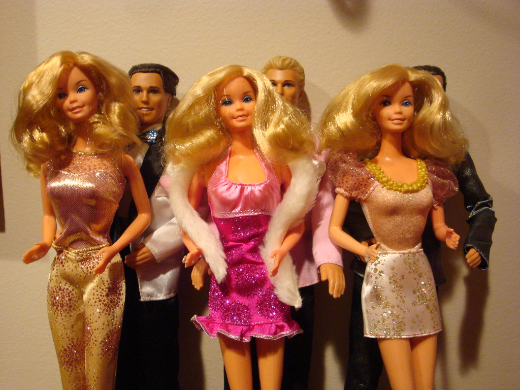 superstar era barbie dols homecoming dance 2011 flickr