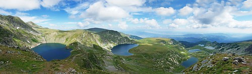 Seven Rila Lakes - Bulgaria | by UltraView Admin