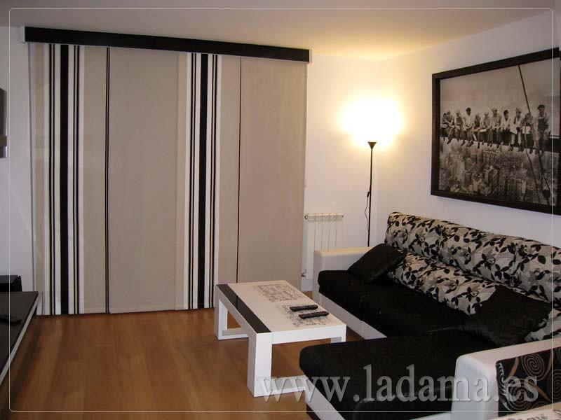 cortinas de salones modernos
