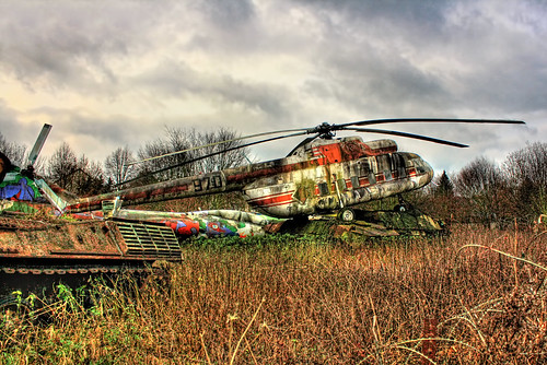 Bad Oeynhausen - Mil Mi-8S 01 | by Daniel Mennerich