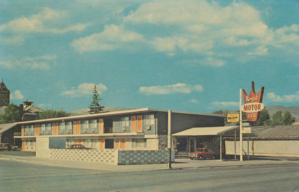 Royal Motor Inn - Baker, Oregon