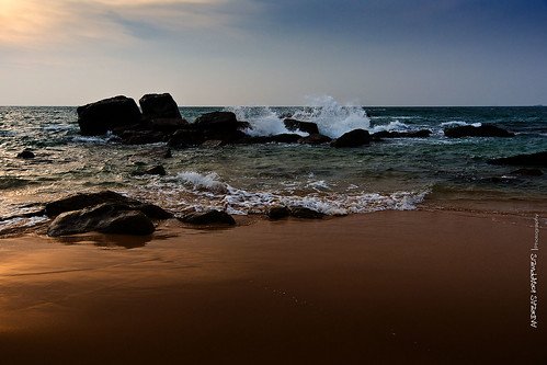Rocks & crashing Waves | by Andreas Krappweis - thanks for 2,9 million views!