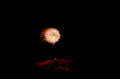 Fireworks over Pikes Peak :-) (3) | by zyrcster