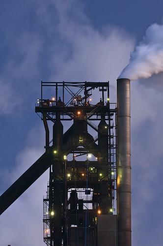 Number 7 Blast Furnace : Blast furnace number seven sault ste marie ontario flickr
