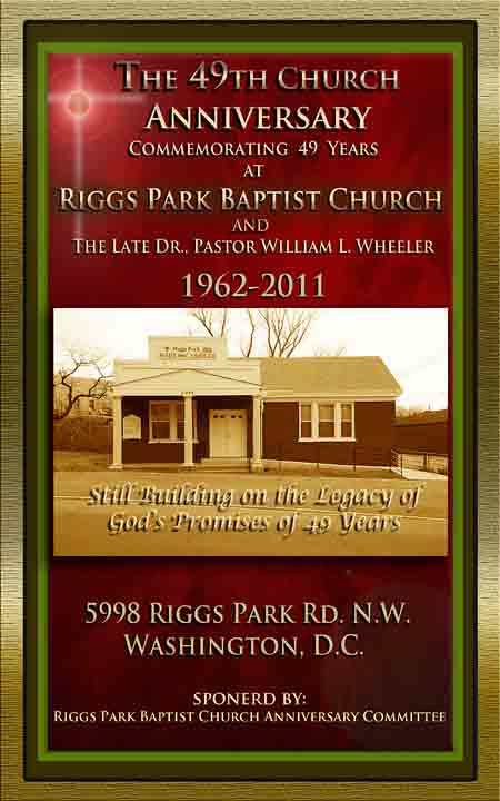 church program covers