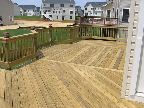 Wood Deck | by Mid Atlantic Deck And Fence Co., Inc.