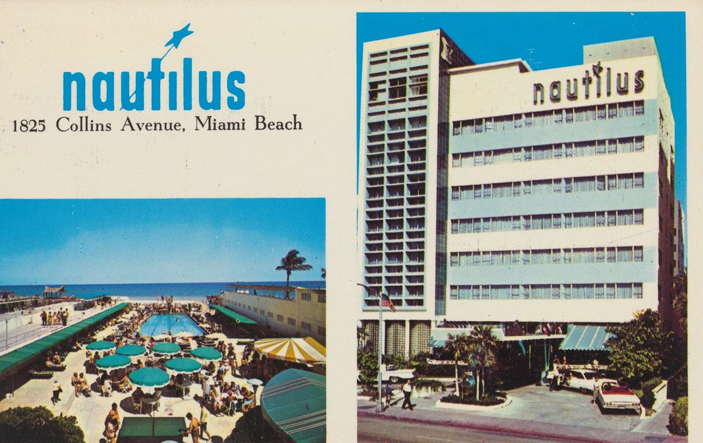 The Nautilus Hotel - Miami Beach, Florida