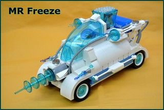 Mr Freeze 2025 | by Gilcélio