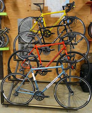 Montlake Bike Shop Gunnar Display Nice Spread Of Bikes The Flickr