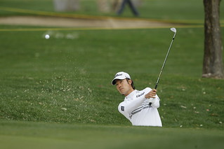 Kevin Na wears an IZOD PerformX Polo on the PGA Tour | by IZOD Apparel