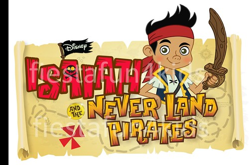 Jake and the neverland pirates logo | by sweetandsinfulcb
