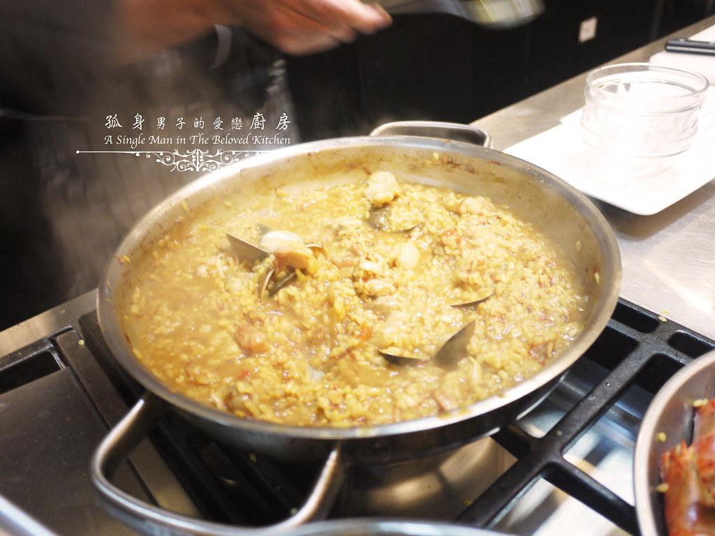 孤身廚房-夏廚工坊賞味班-Marco老師的《地中海超澎湃視覺海鮮》66