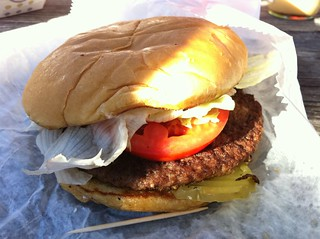 271. Shelby Forest General Store burger | by staleyg