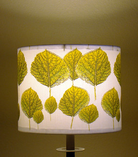 Colorado Aspen Forest lamp shade | by Clouberry Market