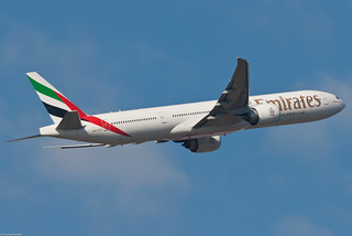Emirates Airline Boeing 777-36N (ER) A6-ECP (55770) | by Thomas Becker