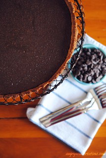 Chocolate Tart | by Lan | MoreStomachBlog