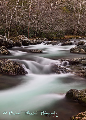 New Years Day at the Little Pigeon River - GSMNP | by Michael Pancier Photography