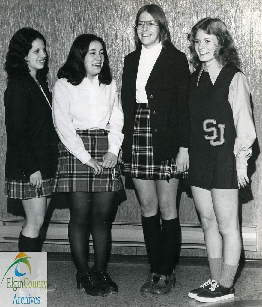 st joseph s high school st thomas new uniforms 1973 flickr