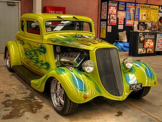 1934 Ford 5 window Coupe | by 54 Ford Customline