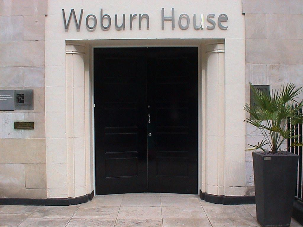 20 Woburn House Tavistock Square