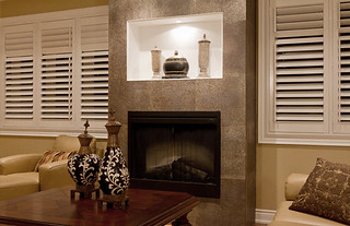 Fire Place Finished Basement | by finishedbasement.ca
