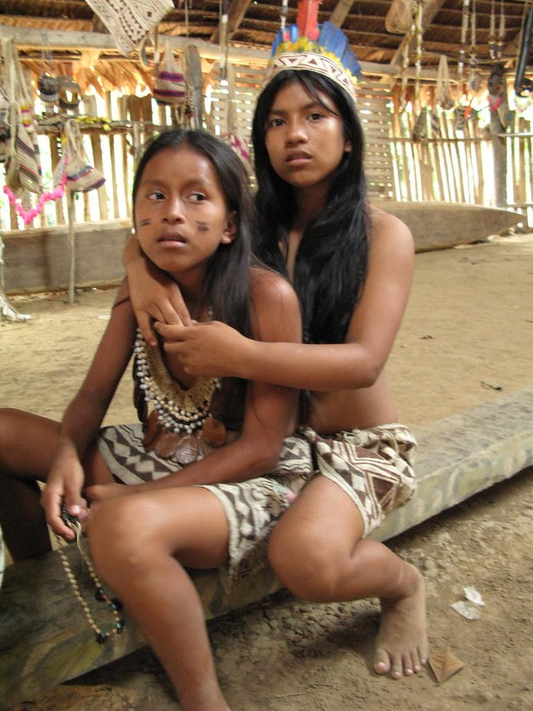 Iquitos girls