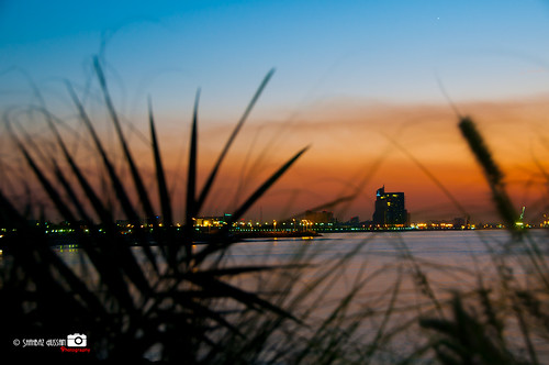 KPC Sunset at 25-11-11 | by Shahbaz Hussain's Photography