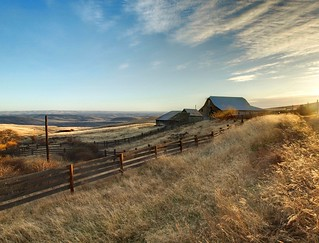 Dalles Mountain Ranch | by D.H. Parks