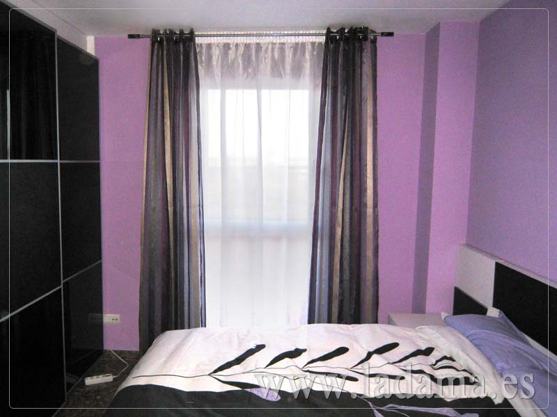 Decoración para Dormitorios Modernos: Cortinas en barra, E… | Flickr