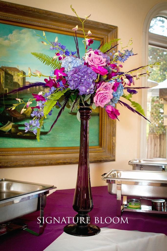 Los Gatos Special Event Flowers Reception Centerpieces Flickr