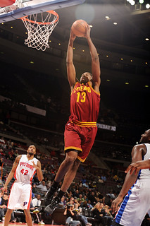 Tristan Dunks | by Cavs History