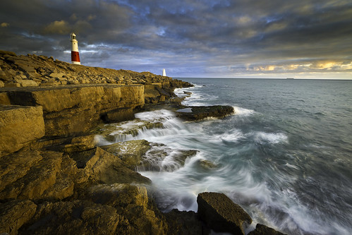 Portland Bill - Sunset | by Tired but Willin
