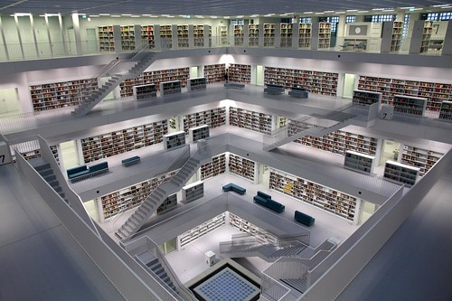 The Stuttgart Library | by sramses177