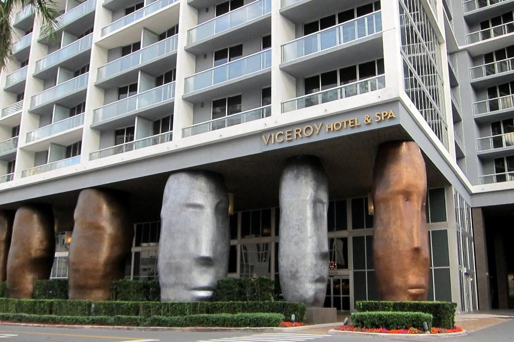 Miami - Brickell: Icon Brickell and Viceroy Hotel | Icon Bri… | Flickr