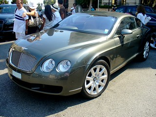 Bentley Continental GT | by Csabi44