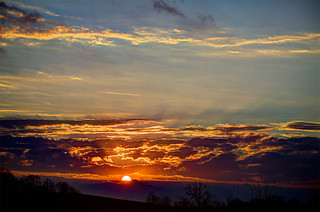 Morning Sun 2012 Weather in Kentucky | by Klaus Ficker --Landscape and Nature Photographer--