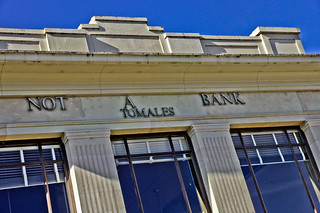 The Tomales Not A Bank -- DSC3273 | by Lance & Cromwell back from a Road Trip