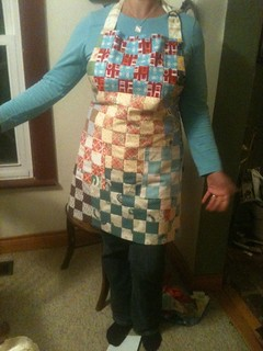 36 patch apron | by tinkerfrog