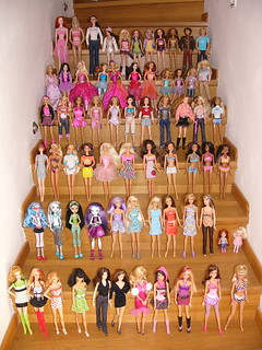 My doll collection 2012 | by Hrbovec