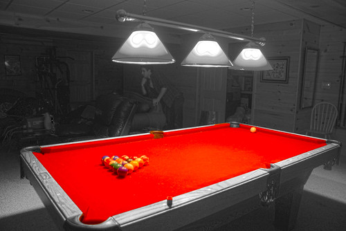 pool table coloring pages - photo#29